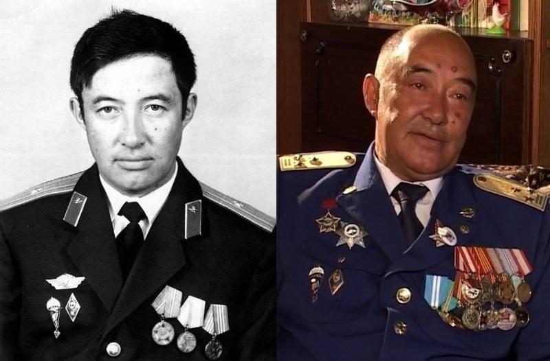 Le légendaire Kara Major est mort dans un ancien combattant afghan au Kazakhstan