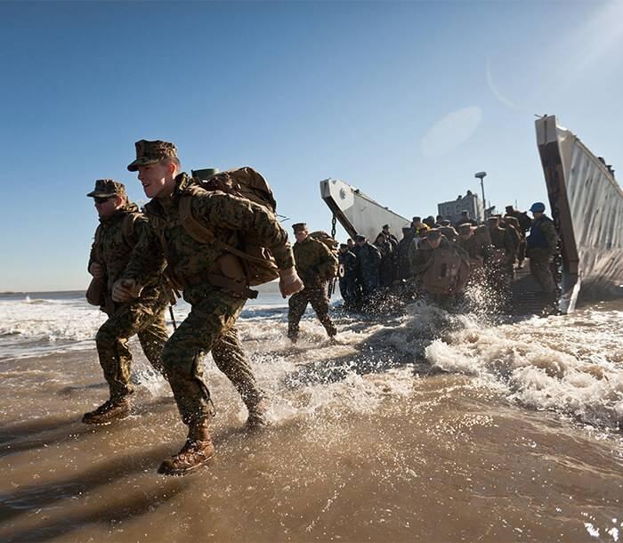 Корпус морской пехоты США готовится к масштабной войне с Россией и Китаем