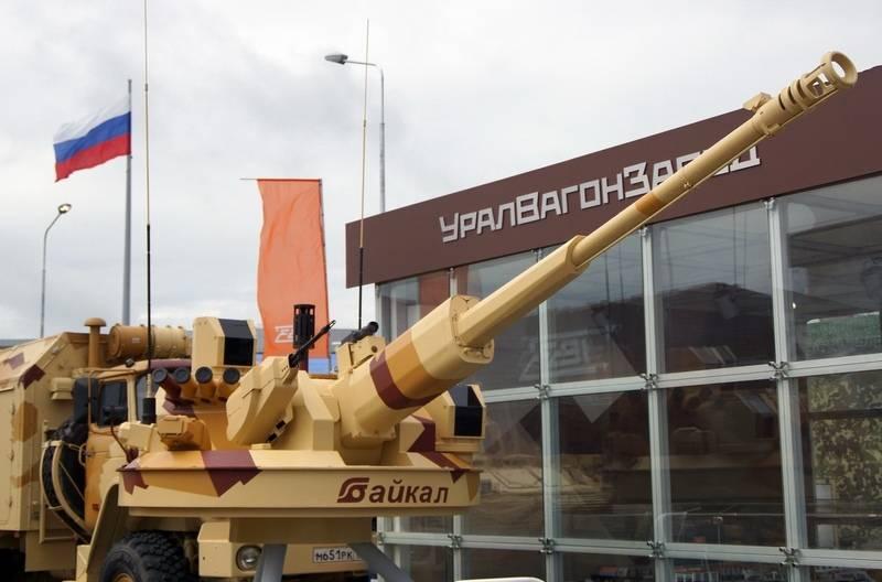 """Le module de combat AU-220M """"Baikal"""" du calibre 57-mm sera universel"""
