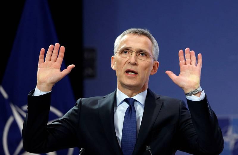 """나토 (NATO) 사무 총장은 """"INF가없는 세계""""를위한 동맹의 준비를 발표했다."""