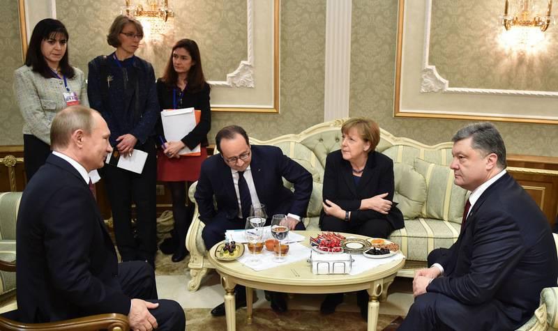 La Russie a de nouveau été accusée de non-respect des accords de Minsk