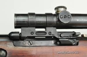 Снайперская винтовка МС-74 образца 1948 года
