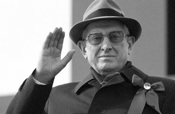 El plan de Andropov para la integración de Rusia en la civilización occidental