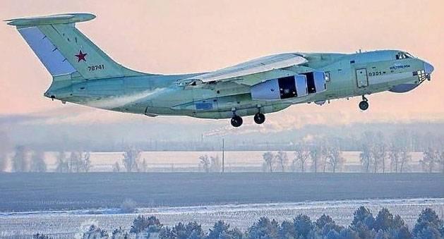 En China, elogiaron a IL-78М-90А: excelente petrolero, pero KC-135 es mejor