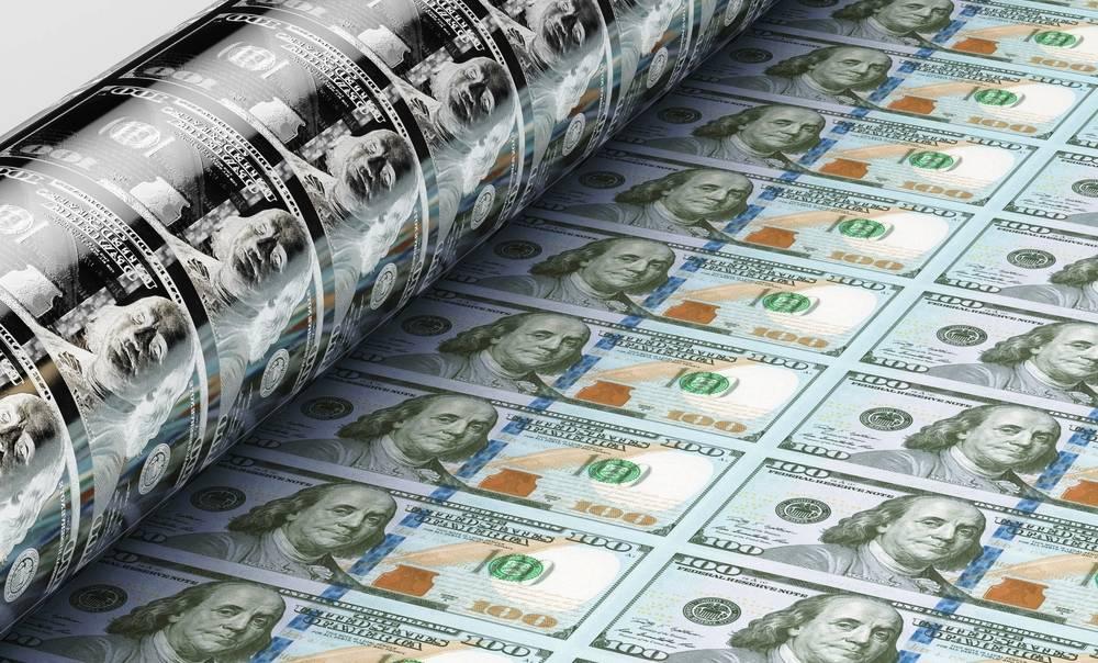 22 триллиона долларов. Госдолг США достиг исторического рекорда