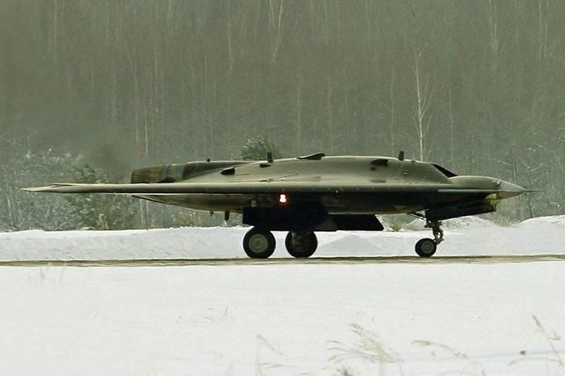 "नवीनतम शॉक ड्रोन C-70 ""हंटर"" सुपरसोनिक था"