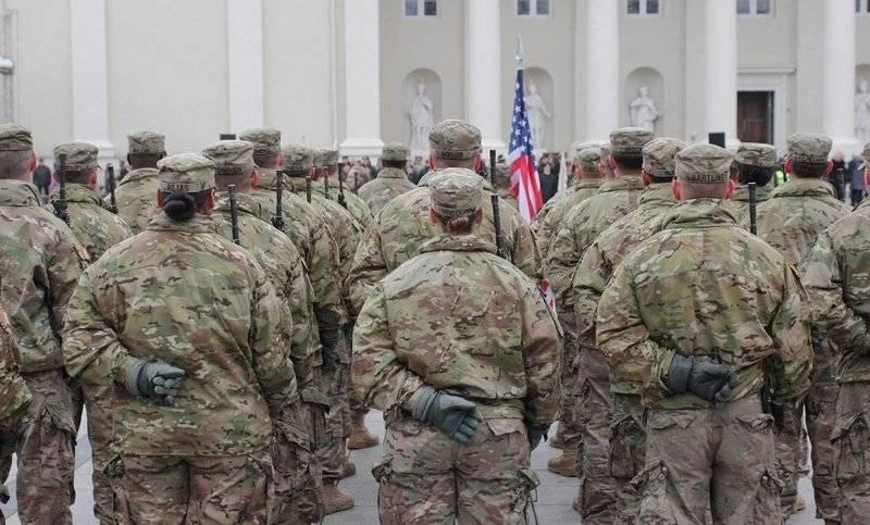 L'armée américaine est obèse