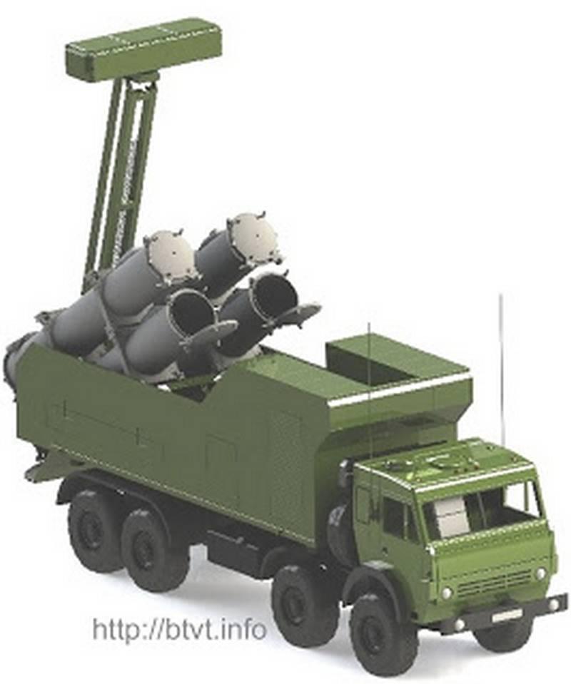웹은 새로운 연안 미사일 시스템의 이미지를 발표했다.