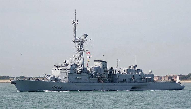 Украина зовёт НАТО на помощь в Чёрное море