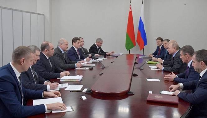 Lukashenka: Rusia apoya a 40 millones de rusos en apoyo de la economía de la República de Bielorrusia