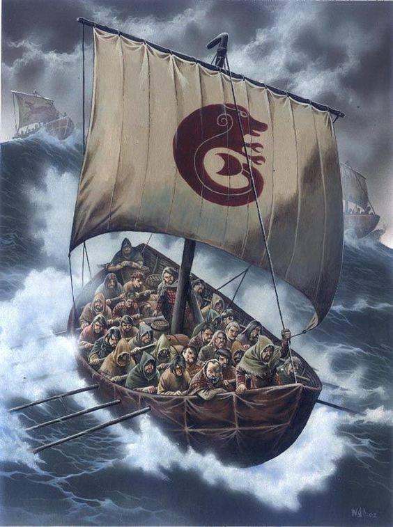 Рыцари и рыцарство трёх веков. Рыцари Ирландии (часть 4)