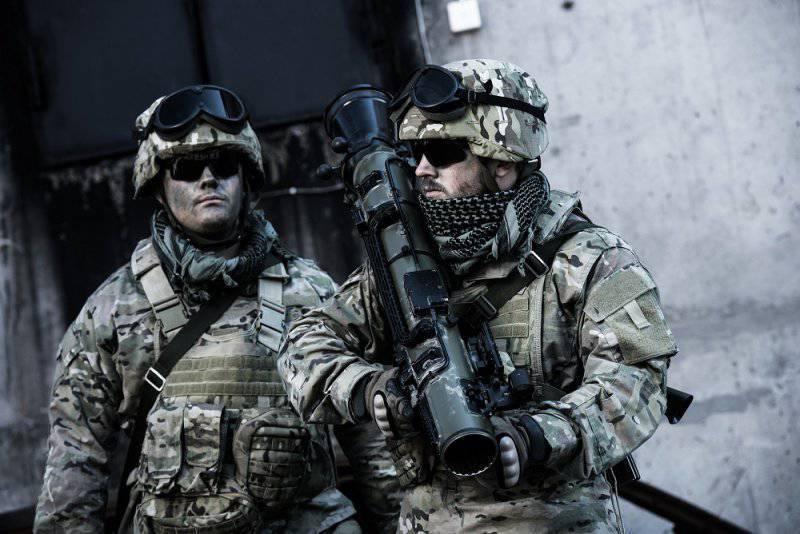 Армия США заключила крупный контракт на поставку гранатометов Carl-Gustaf M4