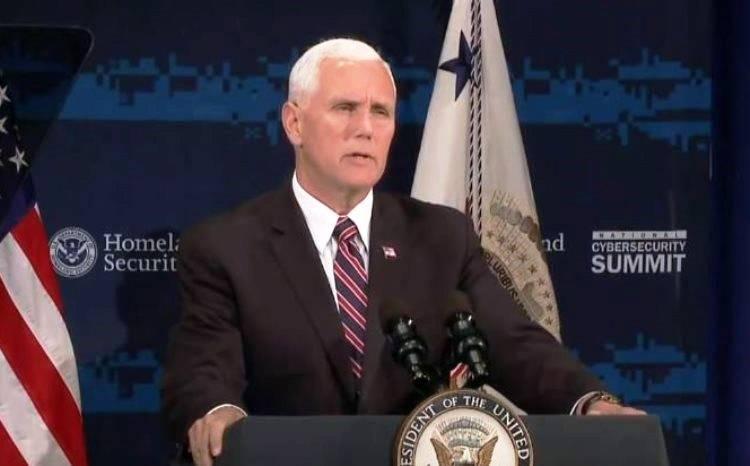 펜스 : 폴란드에서 미국 파견단을 늘리는 문제는 아직 해결되지 않았다.