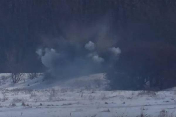 La Brigada APU 54 destruyó una ametralladora LC con un cohete por 20 mil dólares