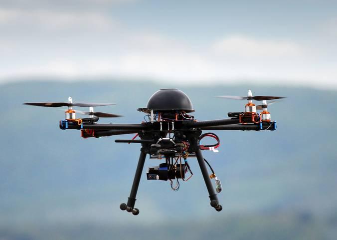 Gli americani hanno sviluppato munizioni per catturare droni