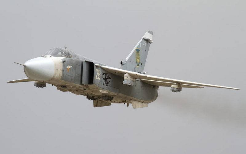 Ukrainian Su-24M bombers will arm cruise missiles