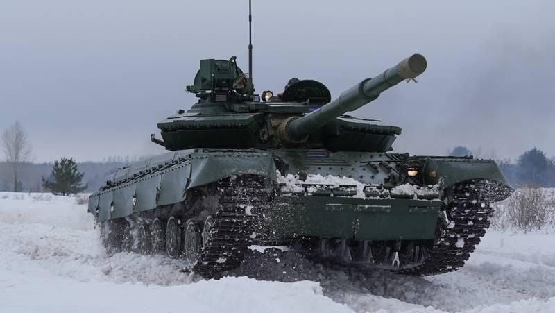 यूक्रेनी T-64BV टैंक रूसी T-72B3 से बेहतर है, एक विशेषज्ञ का मानना है