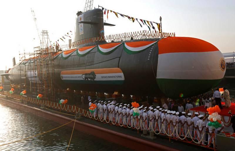 La Russia può trasferire la tecnologia dei sottomarini non nucleari in India