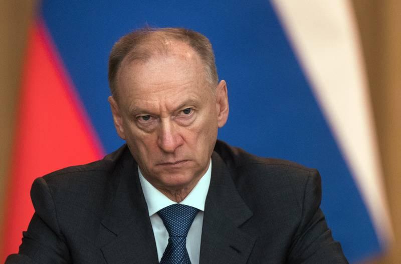 Patrushev:次のメイダン、アメリカはモルドバで手配することができます