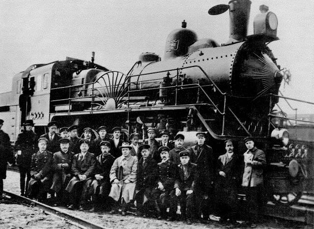 Элита Российской империи: паровозная каста