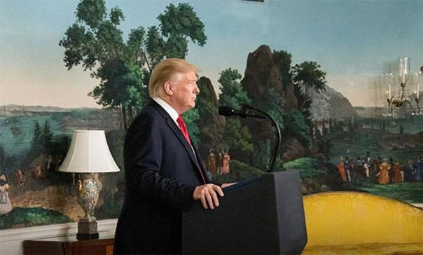 Le ragioni per l'introduzione del regime di emergenza Trump negli Stati Uniti