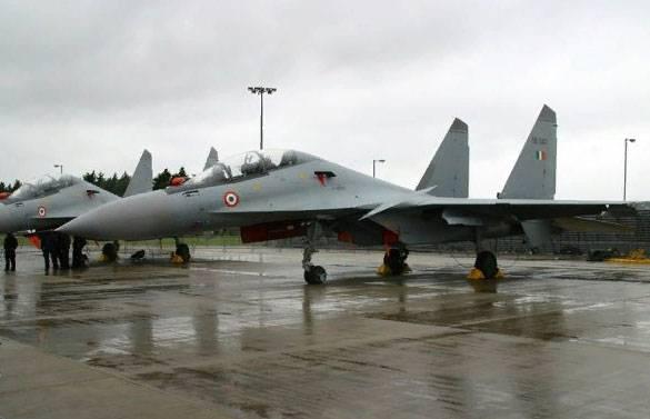 En la India, llamaron a Pakistán con tornados y misiles Su-30MKI.