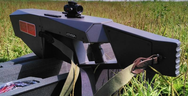 비밀 UAV 제어 시스템은 FM-2018 중에 사용되었습니다.