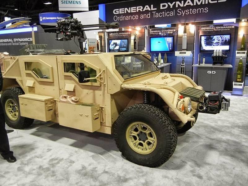 가볍고 치명적인. 미군은 새로운 기관총을 원한다.
