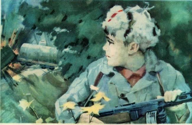 Valya Kotik: le secret du plus jeune héros de l'Union soviétique