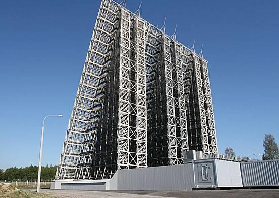 """Modificaciones de RF """"Voronezh"""" eliminaron huecos en el campo del radar"""
