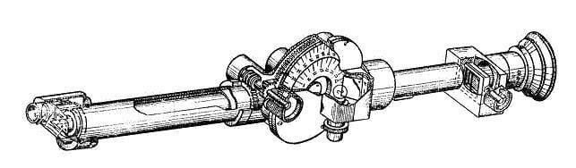 Системы управления огнём танка. Ч. 1. Элементы СУО танков военного и послевоенного поколений