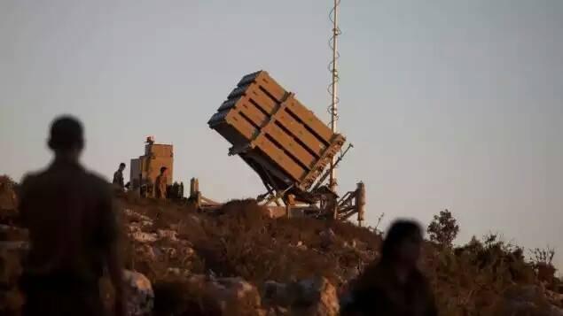 Gli Stati Uniti prevedono di schierare Israel Dome di ferro in Siria