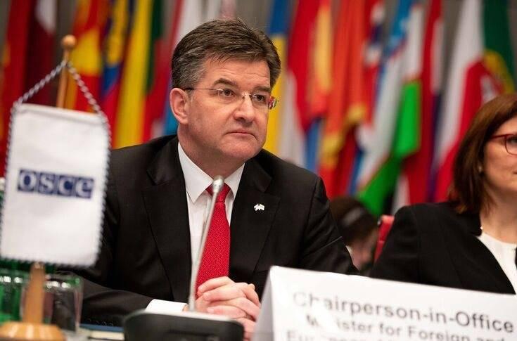En la OSCE, Kiev criticó la no admisión a la elección de observadores de la Federación Rusa