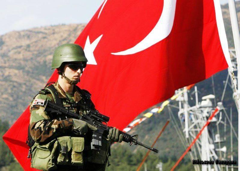La forma estadounidense de proteger a YPG de los turcos: un escudo vivo de los europeos