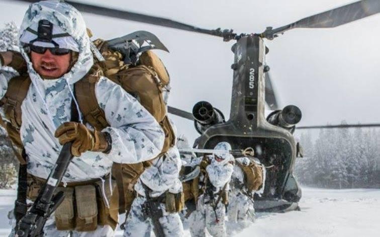 Observations générales de la Russie sur les projets de Londres pour une présence militaire dans l'Arctique