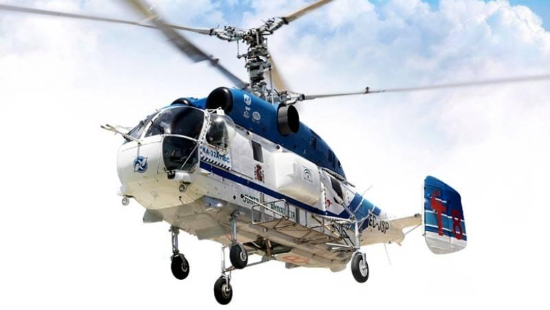 La Turquie a reçu le premier hélicoptère polyvalent Ka-32