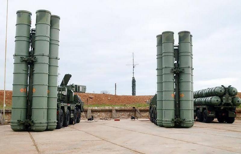 Chemezov : 중국을위한 손상된 C-400 미사일이 파괴되어야했습니다.