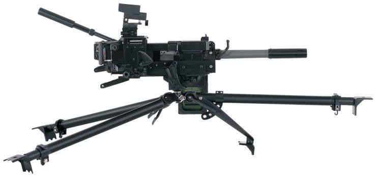 Лучшие автоматические гранатомёты мира. Часть 2. HK GMG (Германия)