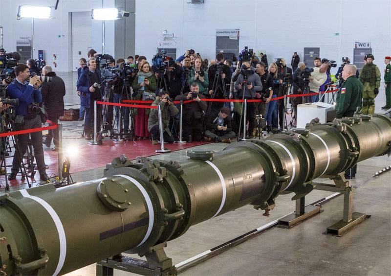 Missile errato: negli Stati Uniti, il presunto falso del Ministero della Difesa è stato annunciato durante un briefing su 9М729