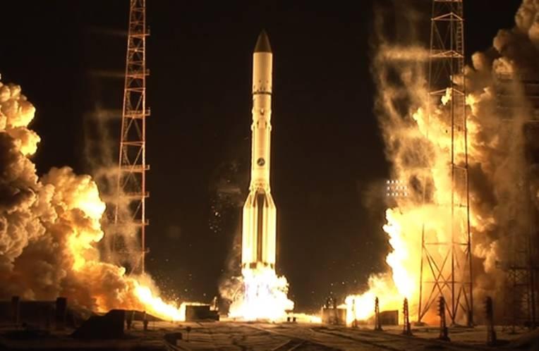 陽子ロケットの打ち上げコンプレックスは前もって閉鎖されます