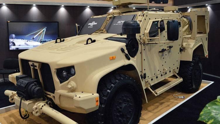 """Gli Stati Uniti hanno introdotto un """"sostituto"""" dell'esercito Hammer ad Abu Dhabi"""