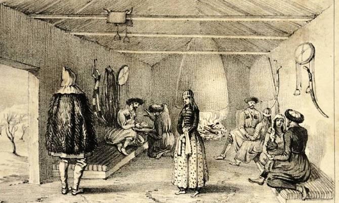 Il periodo di massimo splendore e il tramonto della tratta degli schiavi sulla costa del Mar Nero del Caucaso. Parte di 3