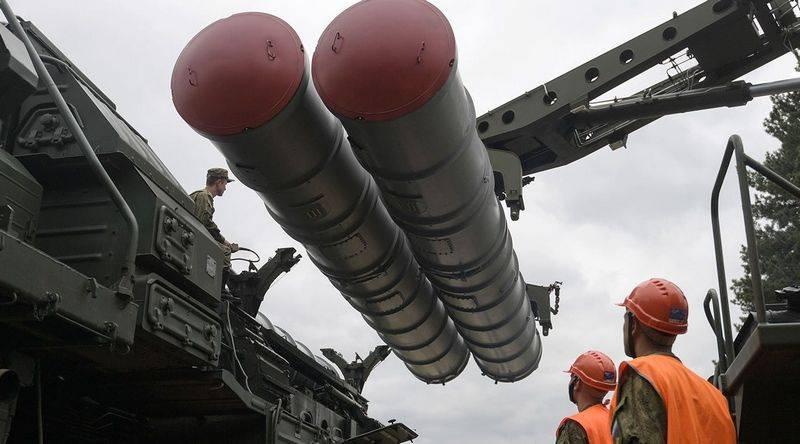 The Drive a proposé de rechercher des missiles C-400 détruits au bas de la Manche