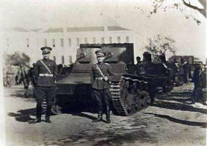 तुर्की टैंक बल: आयात, युद्ध और परियोजनाएं
