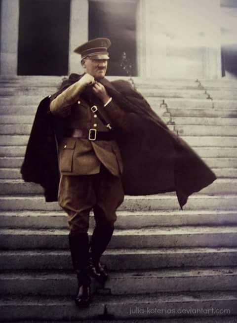"""ベルギーでは、まだ """"ヒトラー""""年金を受け取る"""