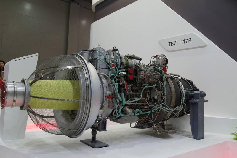 El nuevo motor TV7-117В para Mi-38 ha sido probado para protección contra aves