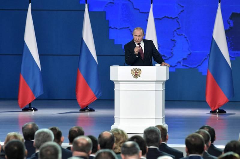 L'OTAN a commenté le message de Poutine à l'Assemblée fédérale