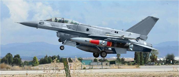 """En la India, los israelíes presentaron un nuevo """"destructor de bunker""""."""