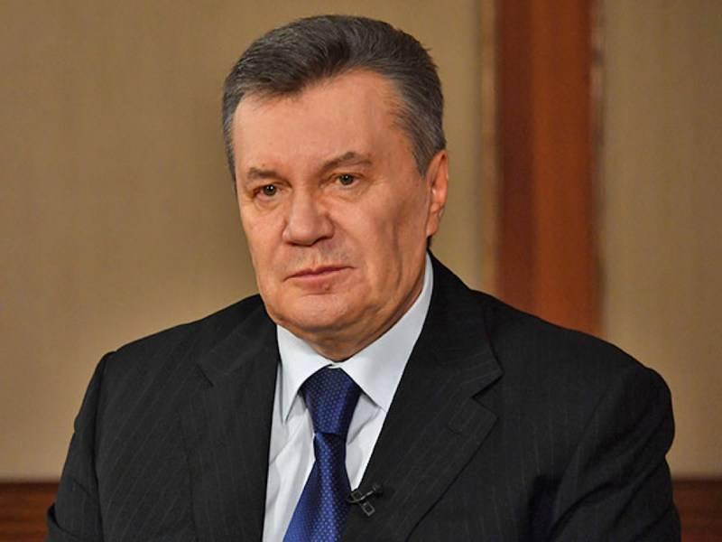 Янукович написал открытое письмо народу Украины