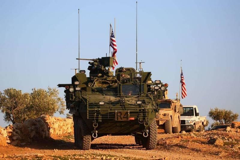 L'Europe a refusé de remplacer ses troupes par l'armée américaine en Syrie